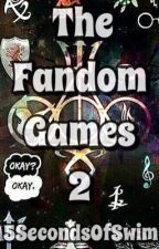 The Fandom Games •2• ✔️ by 5SecondsOfSwim