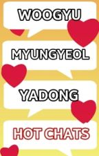1.HOT CHATS INFINITE (Couples Oficiales) by seulnny_inspirit