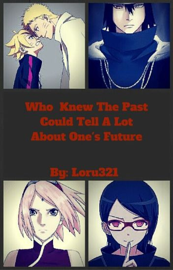 Who Knew the Past Could Tell A Lot About One's Future [Discontinued]