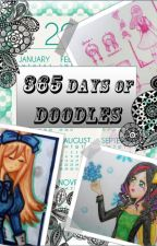365 Days of Doodles by liveloveLucy123