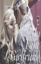 My Fake Girlfriend || Lucaya by sabrowcorpey