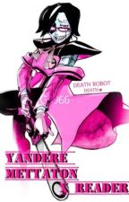 Yandere! Mettaton X Reader by Undertale_Nation