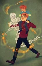 Two Brothers (A Harry Potter & Percy Jackson Headcanon) by MolMcN