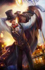 El Mayordomo de un Noble by FerFFC