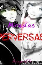 """Miradas Perversas©"" #PF2016 «Foxy X Toy Chica» by Amys-123"