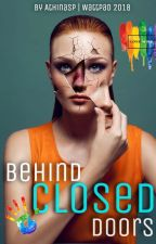 Behind Closed Doors | girlxgirl by AthinaSp