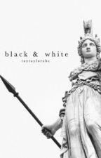 Poems ∞ Black & White  by taytaylorabc