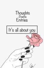 It's all about you by Silverdust_