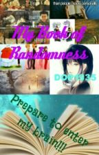 My Book of Randomness by DOP1935