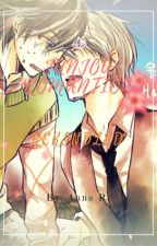 DISCONTINUED: Junjou Romantica: Rekindled  by thegayestdetective