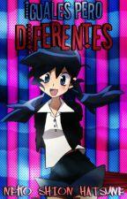 Iguales pero diferentes Chat/Adrien y tu PROXIMAMENTE  by Neko_Shion_Hatsune