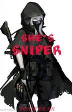 She's Sniper by joniean_senpai