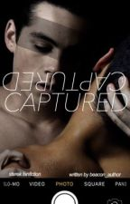 Captured(Sterek fanfiction)(BxB) by Beacon_Author