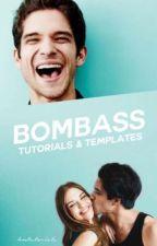 Bombass Tutorials & Templates by hmtutorials