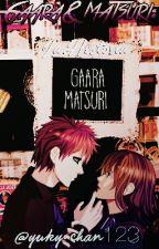 Gaara&Matsuri: La Historia by yuky-chan123