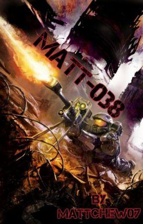 Matt-038 (Halo Based) by Mattchew07