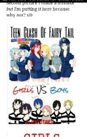 Teen Clash Of FairyTail by ClashOtaku