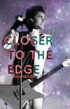 Closer to the Edge (Jared Leto)  by AlexandraVelez24