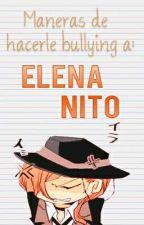 Maneras de hacerle bullying a: Chuya Nakahara. by Saarutobi