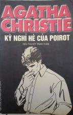 Kì Nghỉ Hè Của Poirot by mon_yeu