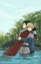 Merlin×Arthur One Shot by jcampbell1996