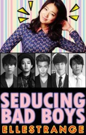 Seducing Bad Boys [Published Under LIB] by ElleStrange