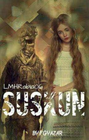 Suskun by LMHRabia06