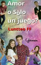 Lutteo FF |Amor o sólo un juego? {German} | Teil 1 #Wattys2016 by _glitzerpony_
