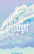 DIFFERENT by rebbialya