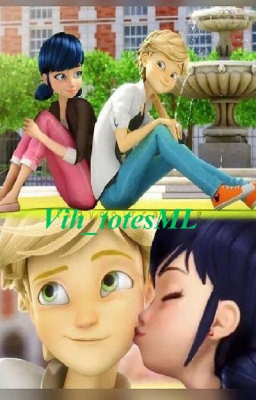 Miraculous Ladybug: A kiss in the moonlight