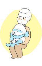 US!Sans x US!Papyrus : Sweet Love : by The_Undertale_Fandom