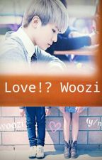 Love!? Woozi by BiasLoveStory