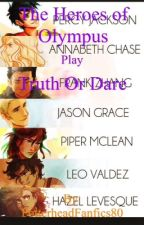 The Heroes of Olympus Play Truth or Dare by LiamTGonWP