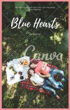 Blue Hearts by _sbztr
