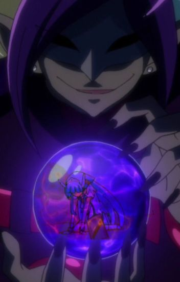 Dancing with the Joker (RascalxChloe glitter force)