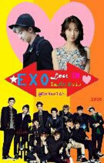EXO Lost In Indonesia
