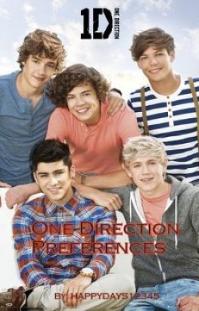 One Direction Preferences - #4 He's Sick - Wattpad