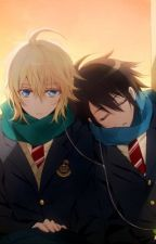 Highschool crush mikayuu fanfic (highschool au) by Yoichi_CR