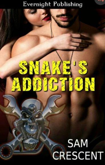Série Chaos Bleeds #6 Snake's Addiction - SAM CRESCENT