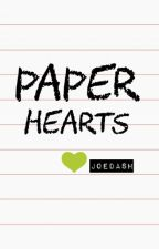 PAPER HEARTS by joedash