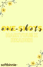 {completed} one-shots 》haikyuu!! x reader by stuckihyun-