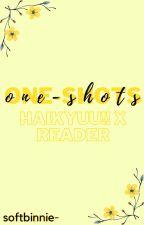Haikyuu!! x Reader One-Shots {Requests Closed} by nishinoooya