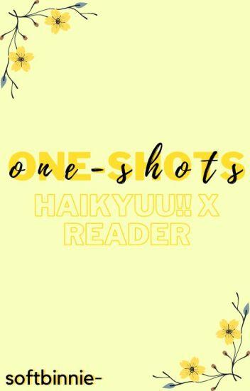 one-shots 》haikyuu!! x reader