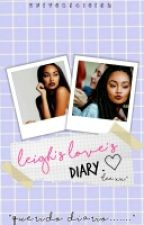 Leigh's Love's Diary;  by cathirlwall