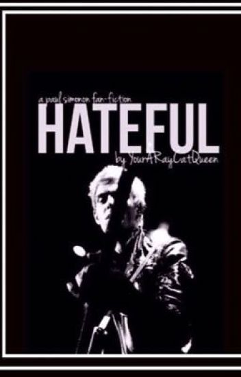 Hateful (Paul Simonon FanFic)