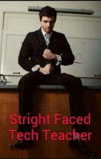 Stright Faced Tech Teacher by ThePaperClipPrince