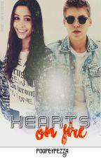Hearts On Fire by deebievitoria