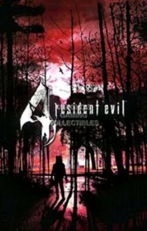 Resident Evil 4; The Novel by _BlondePrincess_