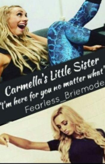 Carmella's Little Sister {Editing}
