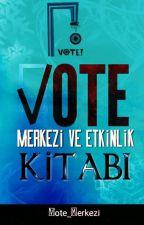 Vote Merkezi ve Etkinlik Kitabı by Vote_Merkezi